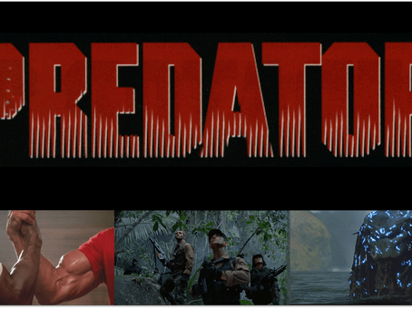 Podcast: Predator (1987)