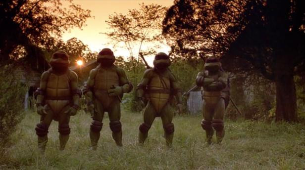 It's time to go back. : TMNT