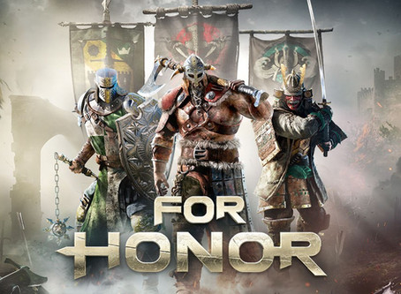 GAMING: For Honour
