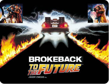 FUNNIES: Broke-Back To The Future
