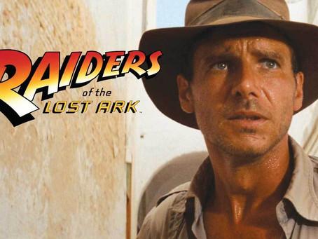 Retro Ramble Presents… Raiders of The Lost Ark – 8th October