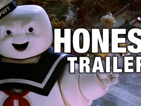 FUNNIES: Ghostbusters Honest Trailer