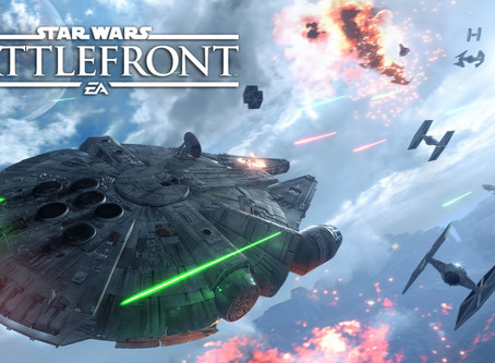GAMING: Star Wars Battlefront (EA)