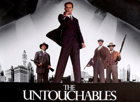 REVIEW: The Untouchables (1987)