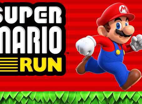 GAMING: Super Mario Run (iOS)