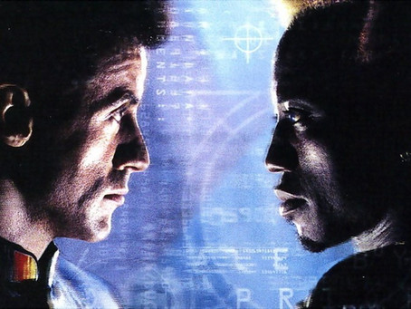 REVIEW: Demolition Man (1993)