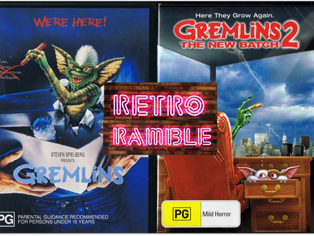 REVIEW: Gremlins & Gremlins 2: The New Batch