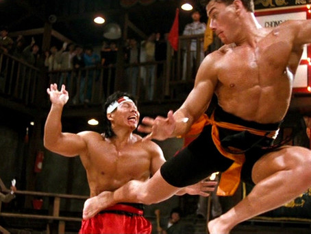 REVIEW: Bloodsport (1988)