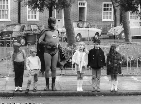 Batman in London – Road Safety Advert