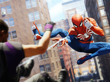 Gameplay – Marvel's Spiderman (PS4)