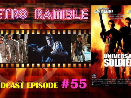 PODCAST: Episode 55 - Universal Soldier (1992)
