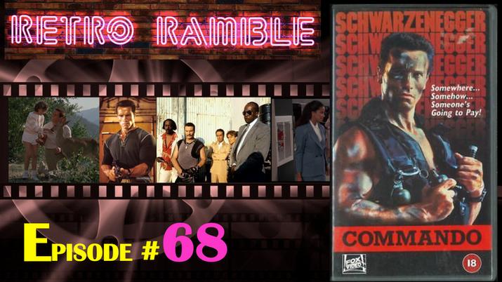 PODCAST EP#68 - Commando (1985)