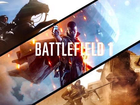 GAMING: Battlefield 1 –  perfect for casual gamers…