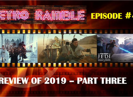 PODCAST: EP#45 – Star Wars Special – Review of 2019, Part 3