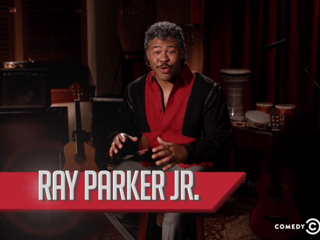 FUNNIES: Ray Parker Jr Theme Songs – (Key & Peele)