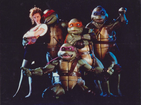 REVIEW: Teenage Mutant Ninja Turtles (1990)