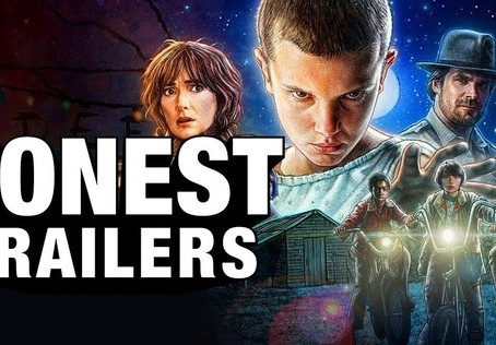FUNNIES: Stranger Things Honest Trailer