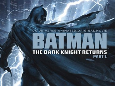 TRAILERS – The Dark Knight Returns – Part One