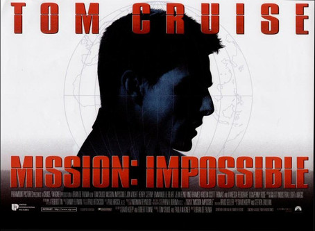REVIEW: Mission: Impossible (1996)