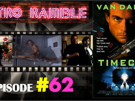 PODCAST: EP#62 - Timecop (1994)