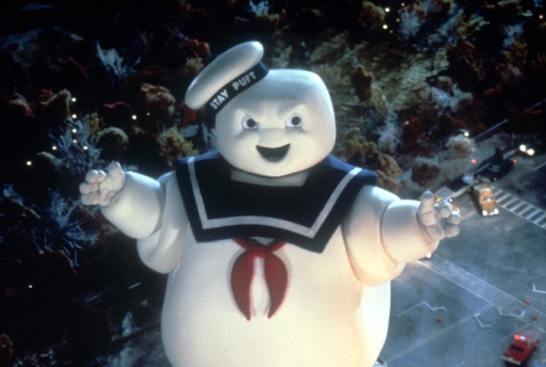 Retro ramble Ghostbusters Stay Puft