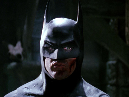 Happy Birthday Batman, Michael Keaton