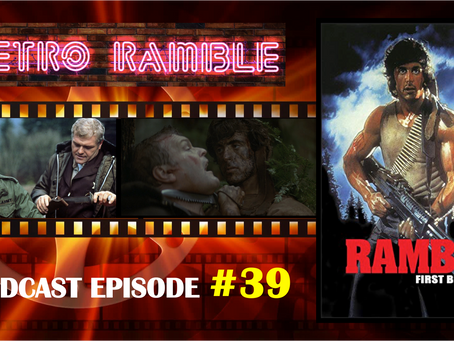 PODCAST: EP#39 – First Blood (1982)