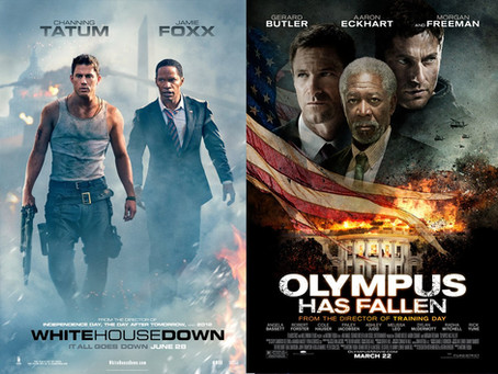 REVIEW: White House Down vs. Olympus has Fallen (2013)