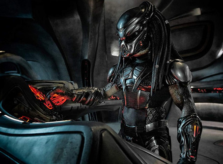 REVIEW: The Predator (2018)