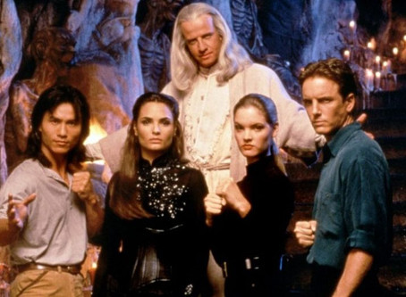 REVIEW: Mortal Kombat (1995)