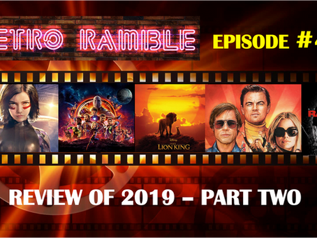 PODCAST: EP#43 – Review of 2019 – PART TWO