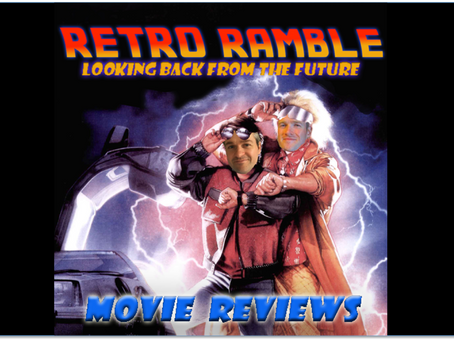 PODCAST: Episode 0 – Introduction to Retro Ramble