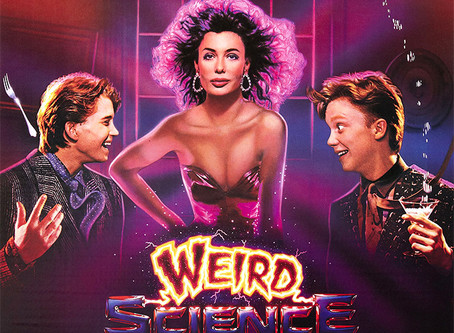 REVIEW: Weird Science (1985)