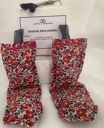Aromatic Shoe Sachets