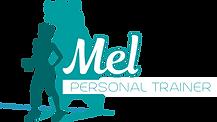 Mel Personal Trainer Logo by Melanie Cypko