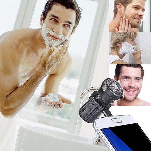 Rasoio da barba per smartphone