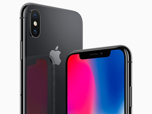 Apple - iPhone X 64GB