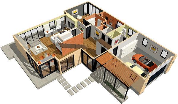 Progettazione d'interni a roma