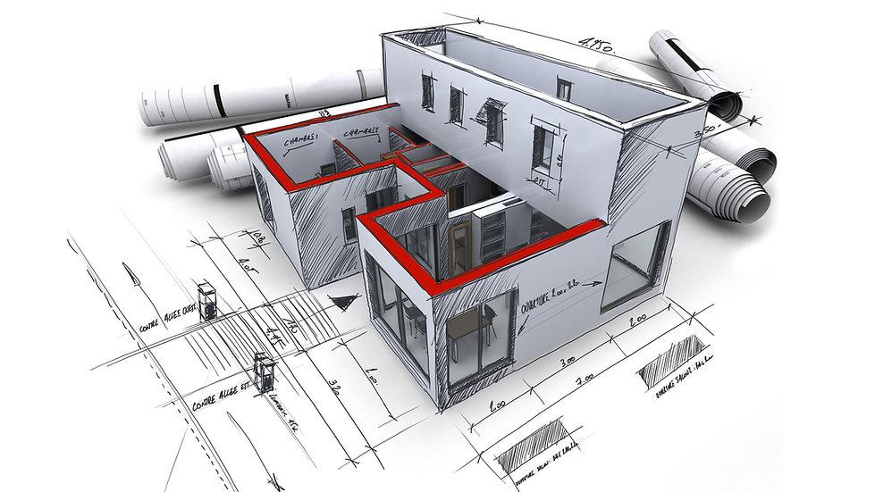 Progettazione architettonica Roma