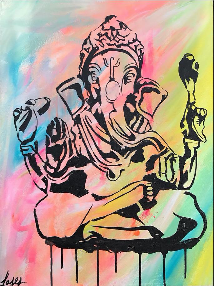 Hindu God of Beginnings