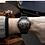 Thumbnail: Bulova Curv Black Rubber Gunmetal SS Chronograph 98A162 $995 Watch