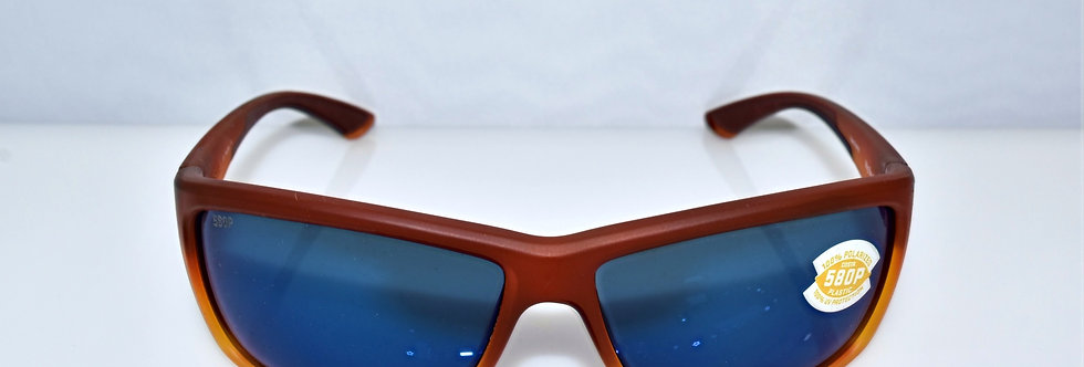 Costa Del Mar Mag Bay Sunset Fade 580P Lenses Polarized AA79 OBMP Sunglasses
