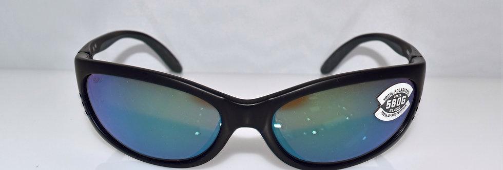 Costa Del Mar Fathom Black 580G Lenses Polarized FA11 OGMGLP Sunglasses