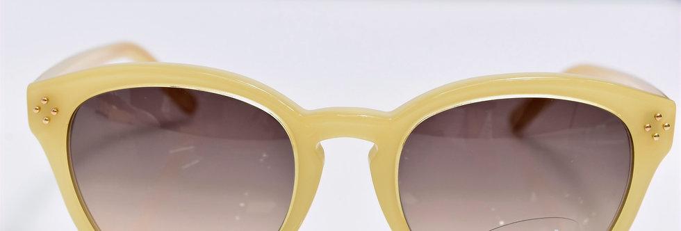 Chloe Honey Gold CE630S 771 Small 50-20-135 Sunglasses