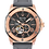 Thumbnail: Bulova  Marine Star Gray RG Automatic 98A228 $595 Watch