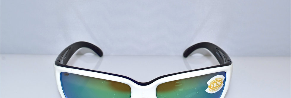 Costa Del Mar Caballito White 580P Lenses Polarized CL30 OGMP Sunglasses