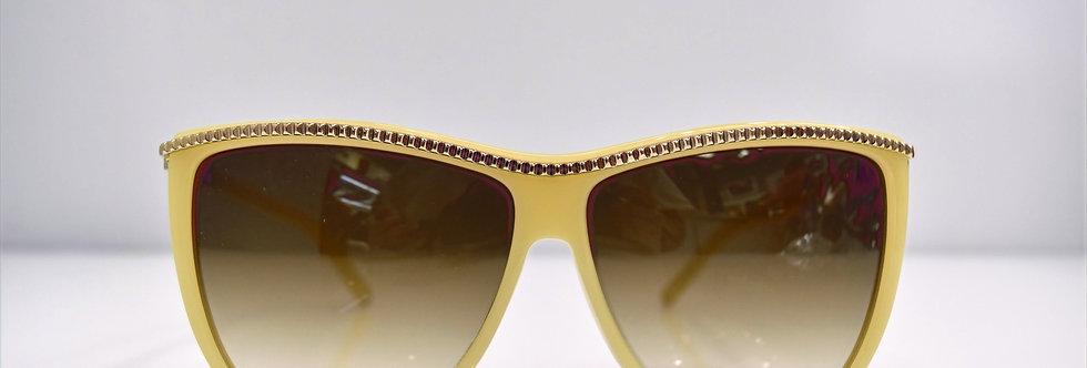 Chloe Horn Gold CE606S 261 61-11-135 Sunglasses
