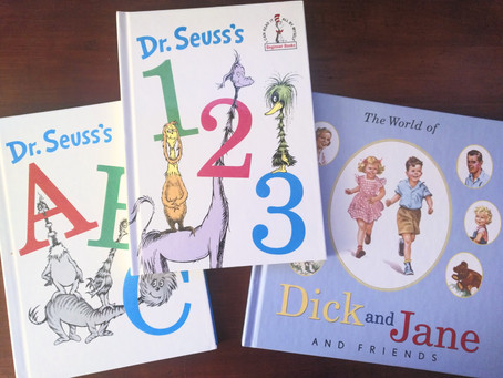 Review:123 by Dr. Seuss