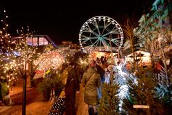 Marché Montreux Noël