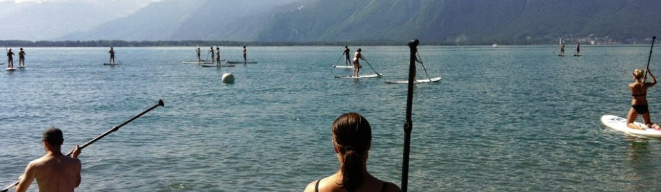 Montreux Stand Up Paddle